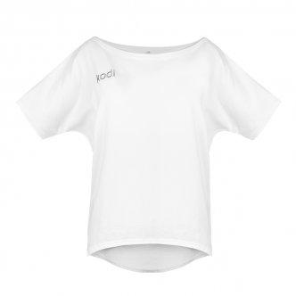 фото - Футболка свободная с лого Kodi professional летняя (цвет белый, размер XL), Kodi
