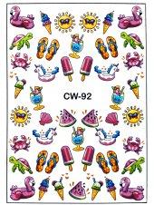 Слайдер-дизайн CW-92, Kodi