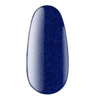 фото - Гель лак № 10 B (Синий с шиммером, крем), 12мл, Kodi