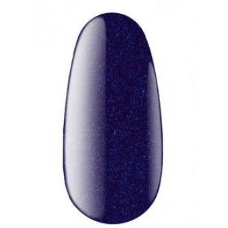 фото - Гель лак № 20 B (Темно-синий с шиммером, стекло), 8 мл, Kodi