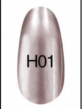 Лак Hollywood 8ml  H01 (светлое серебро ), Kodi