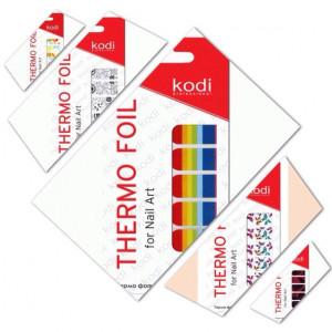 НОВИНКА от Kodi Professional - термодизайн для ногтей. Подчеркните ваш образ!